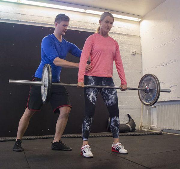 Personal trainer Helsinki