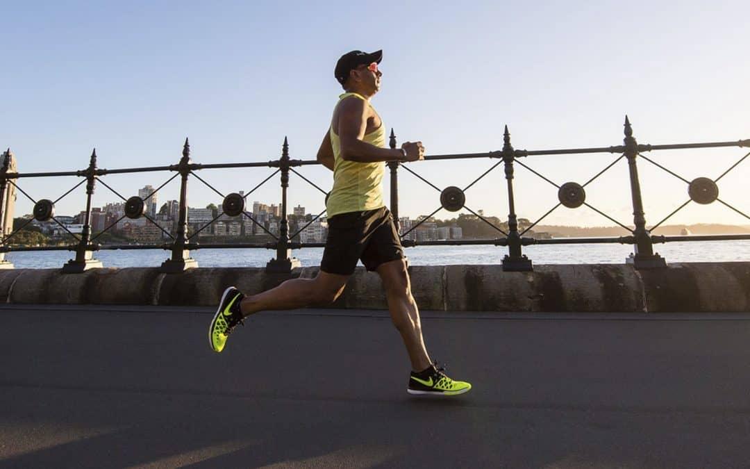 Juoksutekniikka ei vaikuta liikuntavammoihin