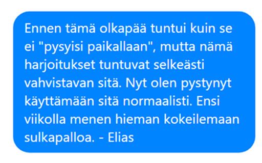 Fysioterapia Helsinki kokemuksia